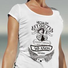 Camiseta Betty Boo personalizable