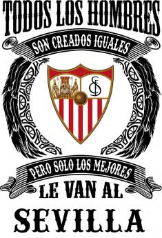 Jarra de ceveza del Sevilla