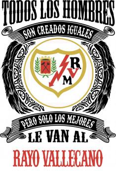 Jarra de ceveza Rayo Vallecano
