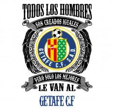 Jarra de ceveza Getafe C.F.