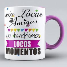 Taza Locas amigas