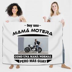 Manta Mamá Motera