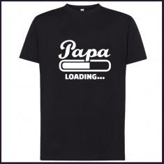 Camiseta loading pañal