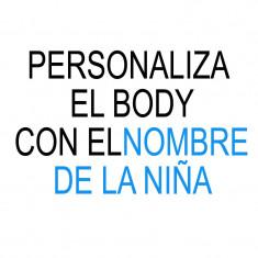 Body hecha con amor