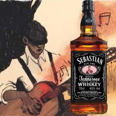 "Jack Daniel's personalizado ""Etiqueta clásica"""
