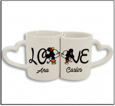 Set taza duo