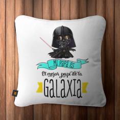Cojin Papá Galaxia
