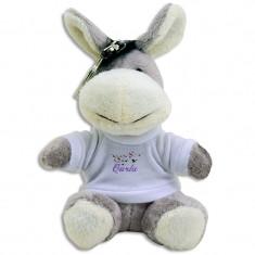 llavero Peluche burro